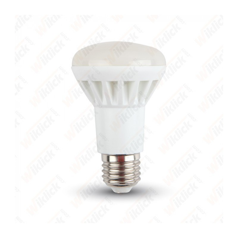 V-TAC VT-1862 LAMPADINA LED E27 8W R63 LUCE BIANCO CALDO