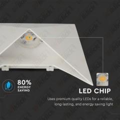 V-TAC VT-825 Lampada LED da Muro a Tasca 5W Colore Bianco 3000K IP65 - SKU 8280