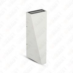 V-TAC VT-826 Lampada LED da Muro 6W Doppio Fascio Luminoso Colore Bianco 3000K IP65 - SKU 8295