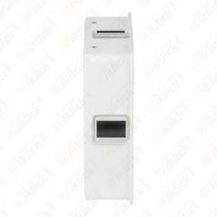 V-TAC VT-704 Lampada LED da Muro Quadrato 4W Colore Bianco 3000K IP65 - SKU 8209