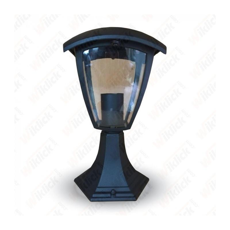 Garden Lamp 300mm IP44 Black - NEW