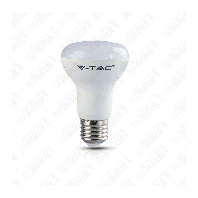 V-TAC PRO VT-263 Lampadina LED Chip Samsung E27 8W Reflector R63 3000K - SKU 141
