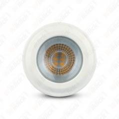 V-TAC PRO VT-220 Lampadina LED Chip Samsung E27 7W PAR20 4000K - SKU 148