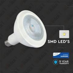 V-TAC PRO VT-238 Lampadina LED Chip Samsung E27 14W PAR38 3000K - SKU 150