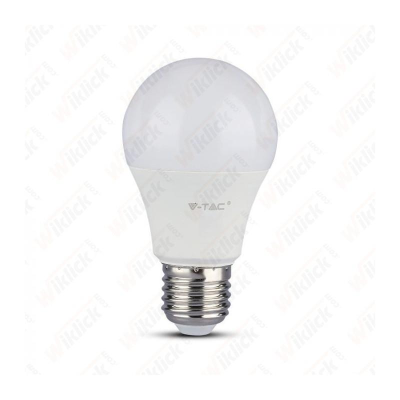 V-TAC PRO VT-209 Lampadina LED Chip Samsung E27 9W A58 6400K - SKU 158
