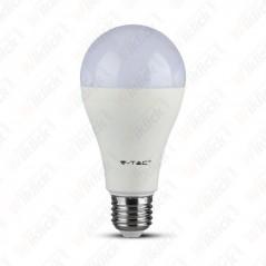 V-TAC PRO VT-217 Lampadina LED Chip Samsung E27 17W A65 3000K - SKU 162