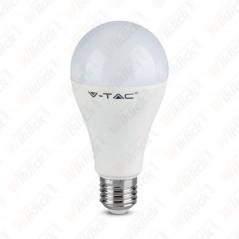 V-TAC VT-2315 Lampadina LED EVOLUTION E27 15W A65 160LM/W 3000K - SKU 2812