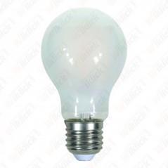 V-TAC VT-2047 Lampadina LED E27 7W A++ A60 Filamento Satinato 6400K - SKU 7183