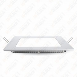 6W LED Premium Panel Downlight - Square 6400K