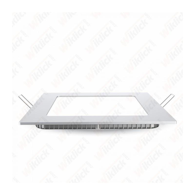 6W LED Premium Panel Downlight - Square 6400K