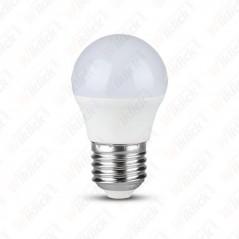 V-TAC VT-2176 Lampadina LED E27 5,5W G45 6400K (Box 3 pezzi) - SKU 7364