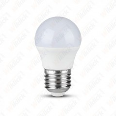 V-TAC VT-1879 Lampadina LED E27 5,5W G45 2700K - SKU 7407