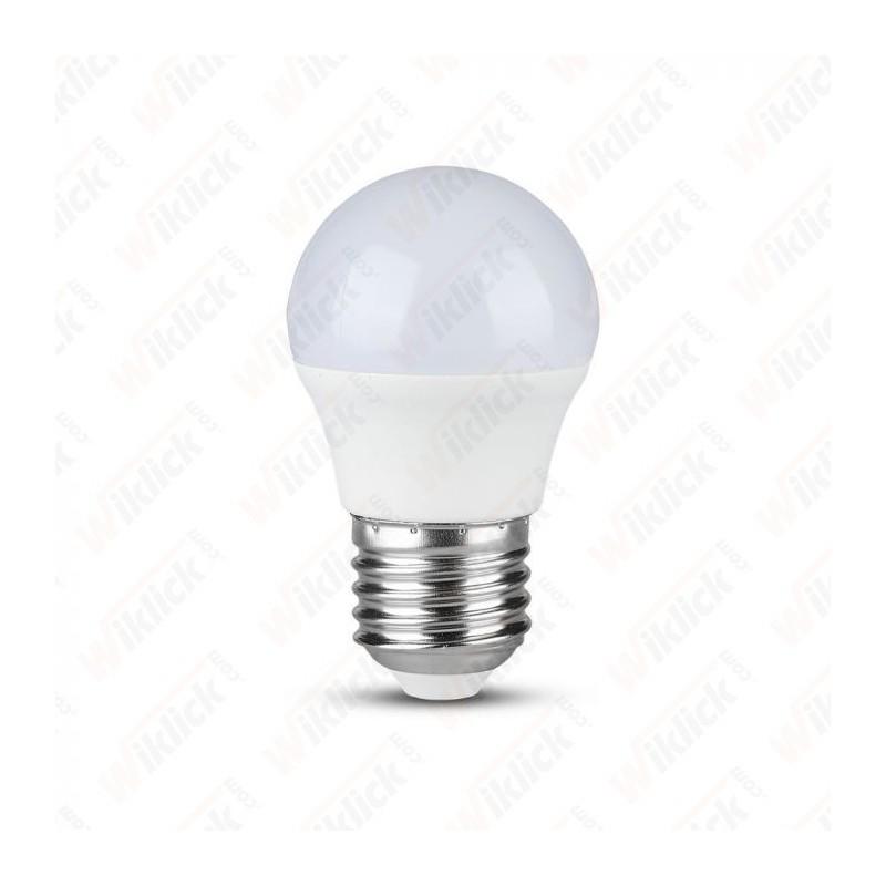 V-TAC VT-1879 Lampadina LED E27 5,5W G45 4000K - SKU 7408