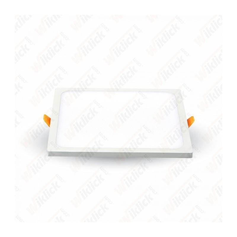 22W LED Slim Panel Light Square 4500K