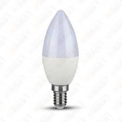 V-TAC VT-1818 Lampadina LED E14 4W Candela 6400K - SKU 4122