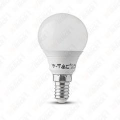 V-TAC VT-1819 Lampadina LED E14 4W P45 6400K - SKU 4124