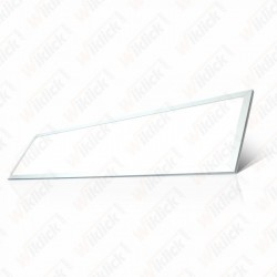 LED Panel 29W 1200x300mm A++ 120Lm/W 6400K incl Driver