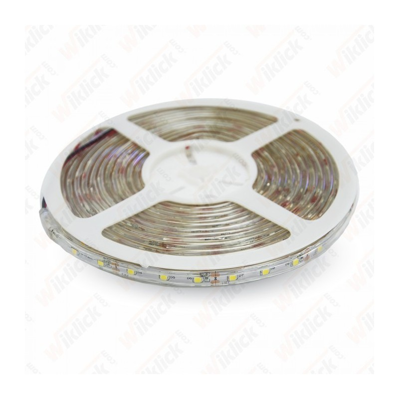 LED Strip SMD3528 - 60LEDs 3000K IP65