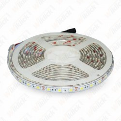 LED Strip SMD5050 - 60 LEDs 3000K IP65