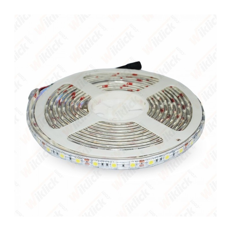 LED Strip SMD5050 - 60 LEDs 4500K IP65