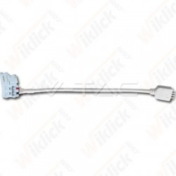 Flexible Connector For RGB LED Strip With Pin