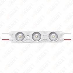 LED Module 1.5W 3LED SMD2835 Green IP67 - NEW