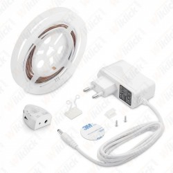 V-TAC VT-8067 LED Bedlight With Sensor - Single Bed 3000K