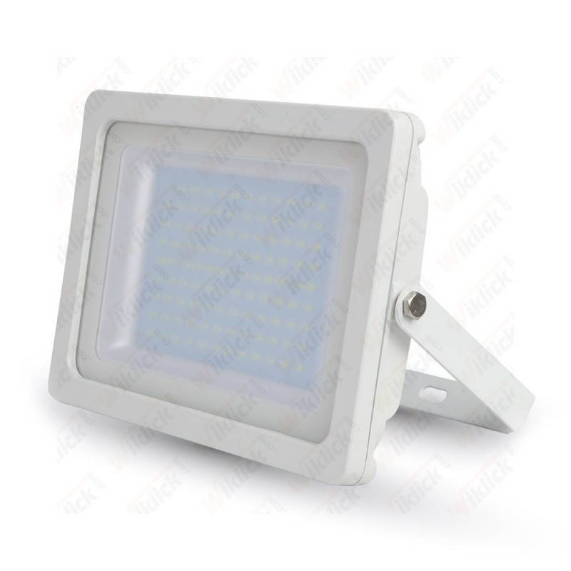 150W LED Floodlight White Body SMD 3000K - NEW
