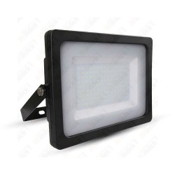 150W LED Floodlight Black Body SMD 3000K - NEW