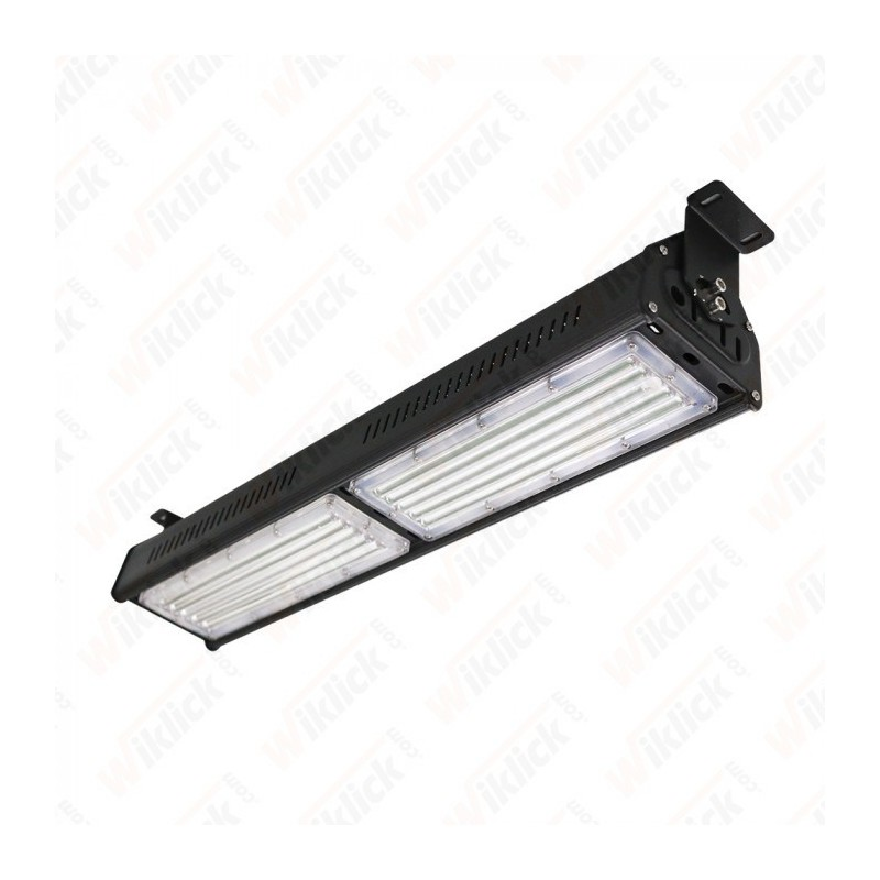 100W LED Linear High Bay Black Body 4000K