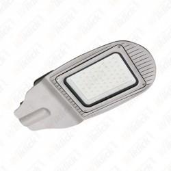 50W Street Lamp Grey Body 6400K - NEW