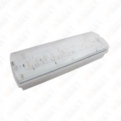 30LEDS Bulk Head Emergency Exit Light 6000K IP65