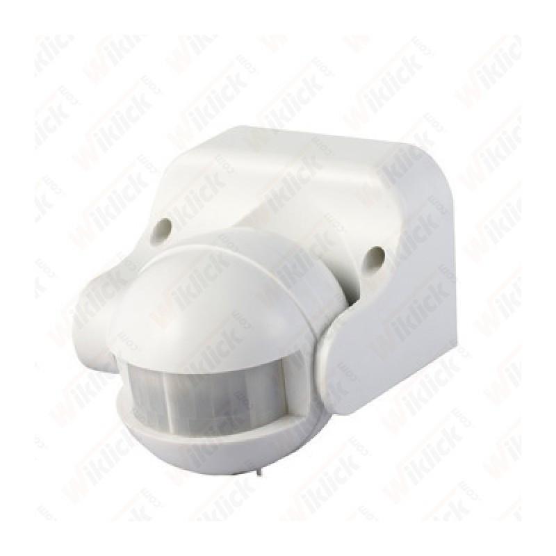 Infrared Motion Sensor - WHITE 180°