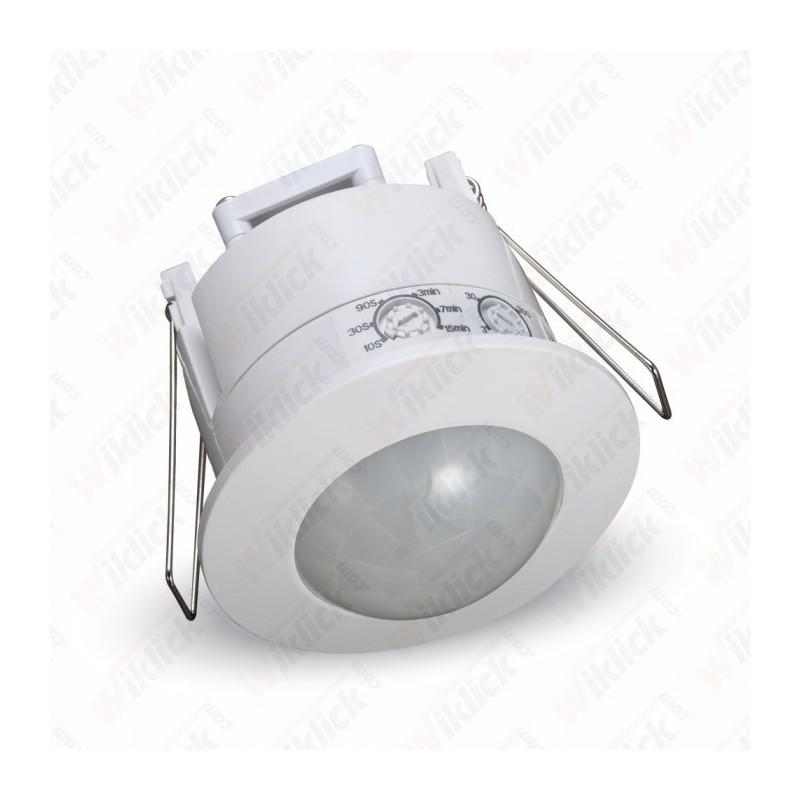 Pir Ceiling Sensor - WHITE 360°