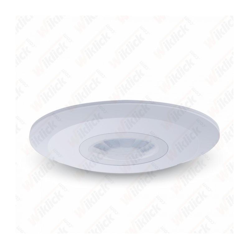 PIR Ceiling Sensor Flat White - NEW