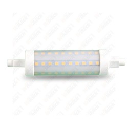 LED Bulb - 10W R7S 118mm Plastic 2700K