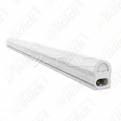 T5 4W 30cm LED Batten Fitting 6000K
