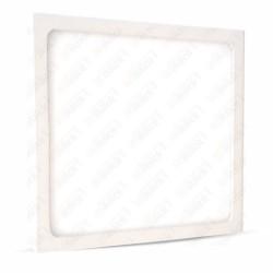 12W LED Surface Panel Downlight Premium - Square 6000K