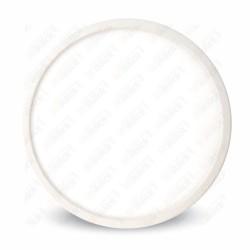 18W LED Surface Panel Downlight Premium - Round 3000K