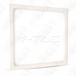 18W LED Surface Panel Downlight Premium - Square 4500K