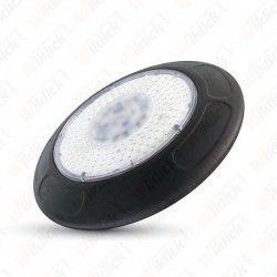 100W LED High Bay UFO Black Body 4500K 120°