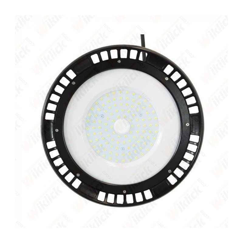 150W LED High Bay UFO A++ Meanwell 6400K 5 Year Warranty 120°