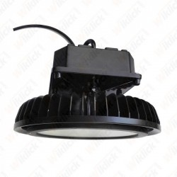 500W LED High Bay With Meanwell Dimmable Driver Black Body 4000K