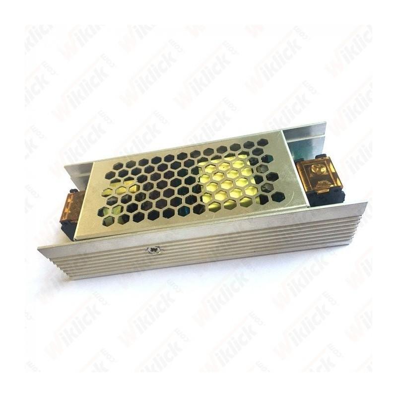 LED Slim Power Supply - 60W 12V 5A Metal