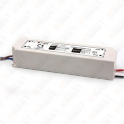LED Plastic Slim Power Supply - 150W 12V IP67