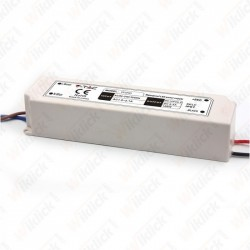 LED Plastic Power Supply - 100W IP67 Plastic Waaterptoof