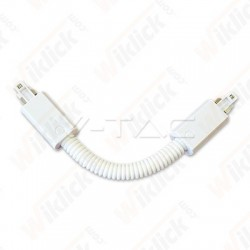 Flexible Joint 4 Core Track White