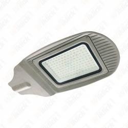 120W SMD Street Lamp Grey Body Grey Glass 6400K