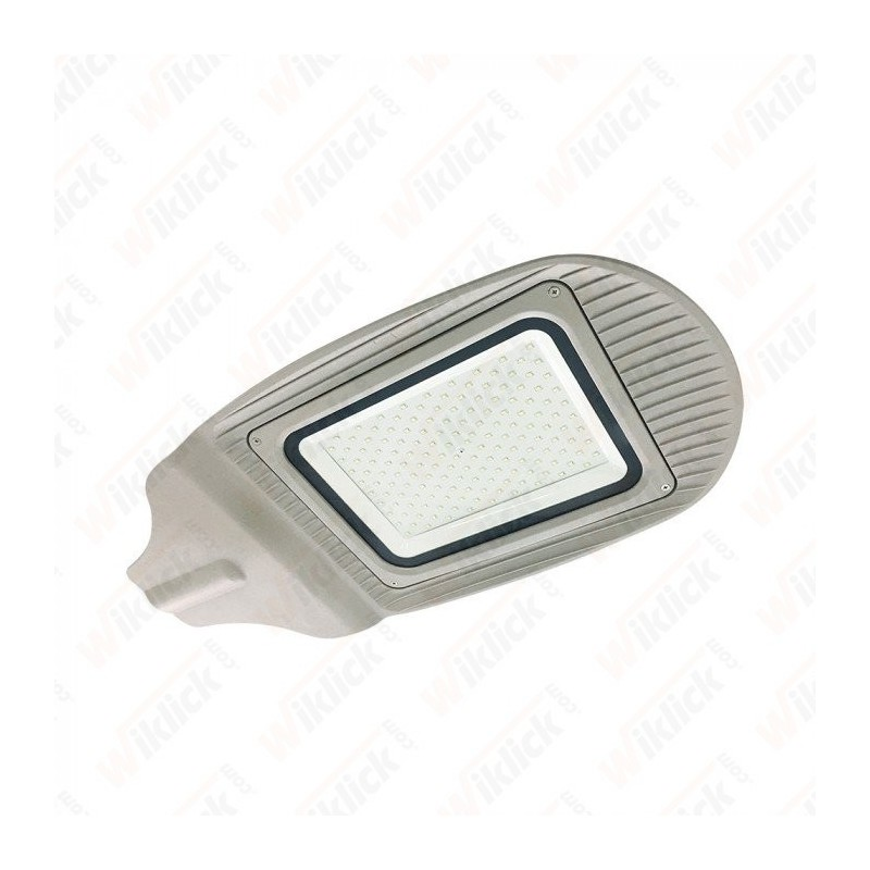150W SMD Street Lamp Grey Body Grey Glass 4000K