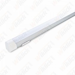 T8 20W 120cm LED Surface Wall Fixture 3000K